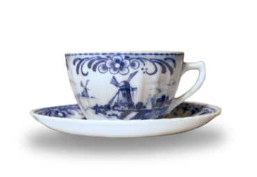 Porzellan Tassen Set