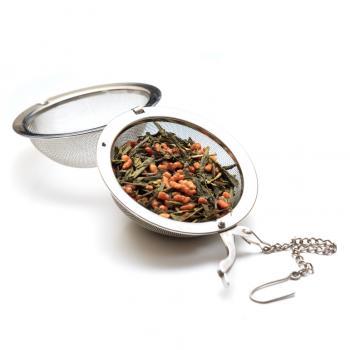 Tee Sieb rund